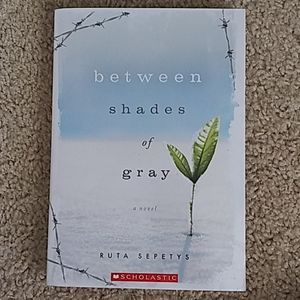 Between Shades of Gray Book